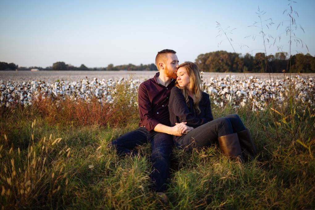 Adam & Meghan Engagement by Kristi Woody