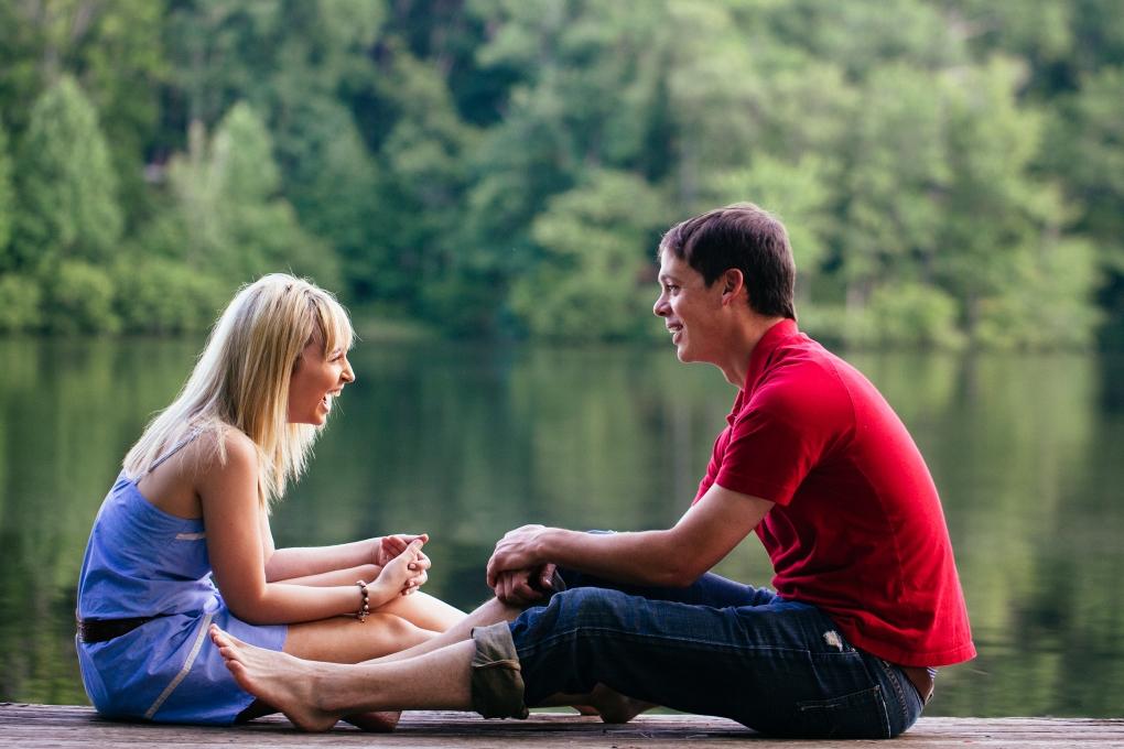 Lake Placid Engagement by Kristi Woody