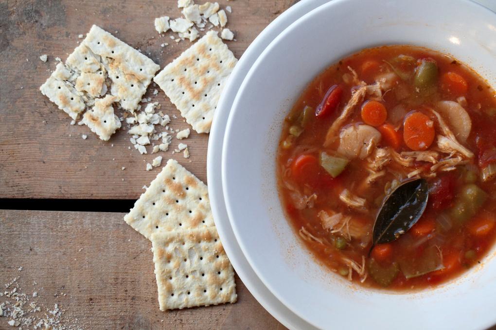 Winter Soup by Kristi Woody