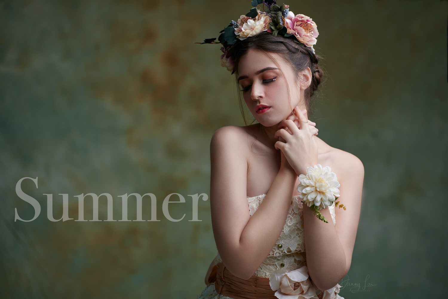 Summer Blossom Flower by Danny Lai