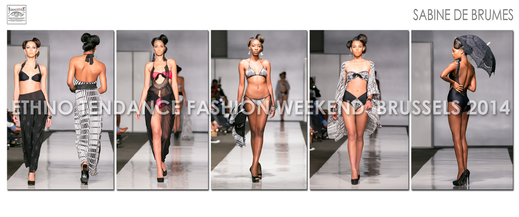 Sabine de Brumes @ Ethno Tendance Fashion Weekend Brussels 2014 by Juanistyle Photography