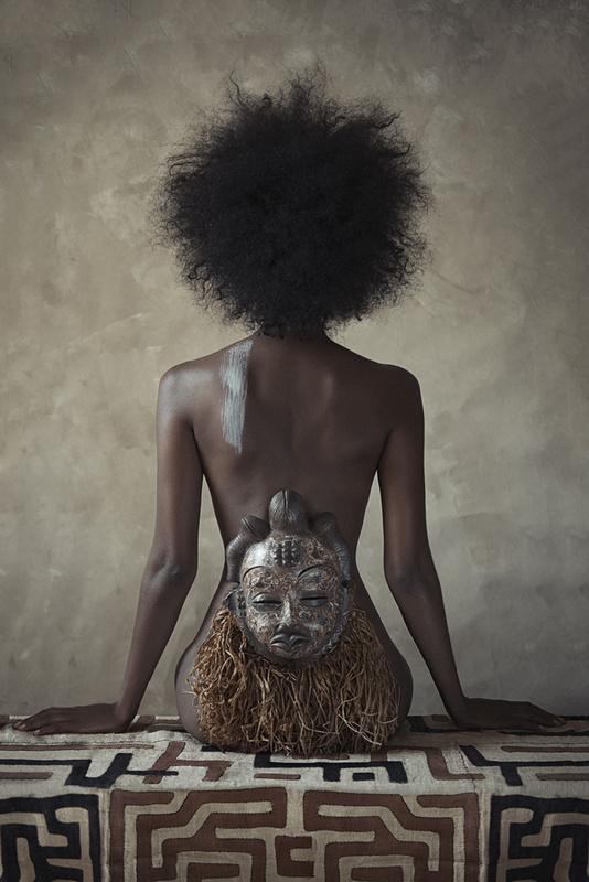 African Hauteness by Billie Muller