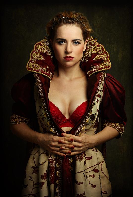 Queen Alexandra by Slawek Jankowski
