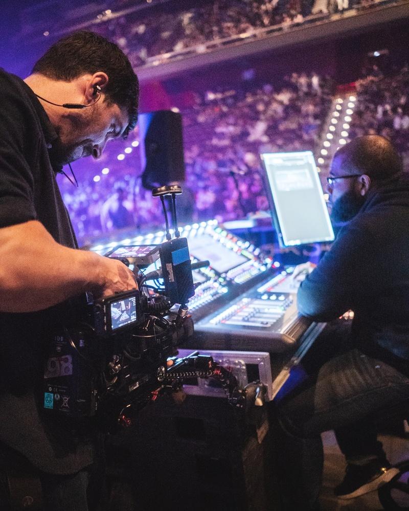 Mixing BTS by Julien Jarry