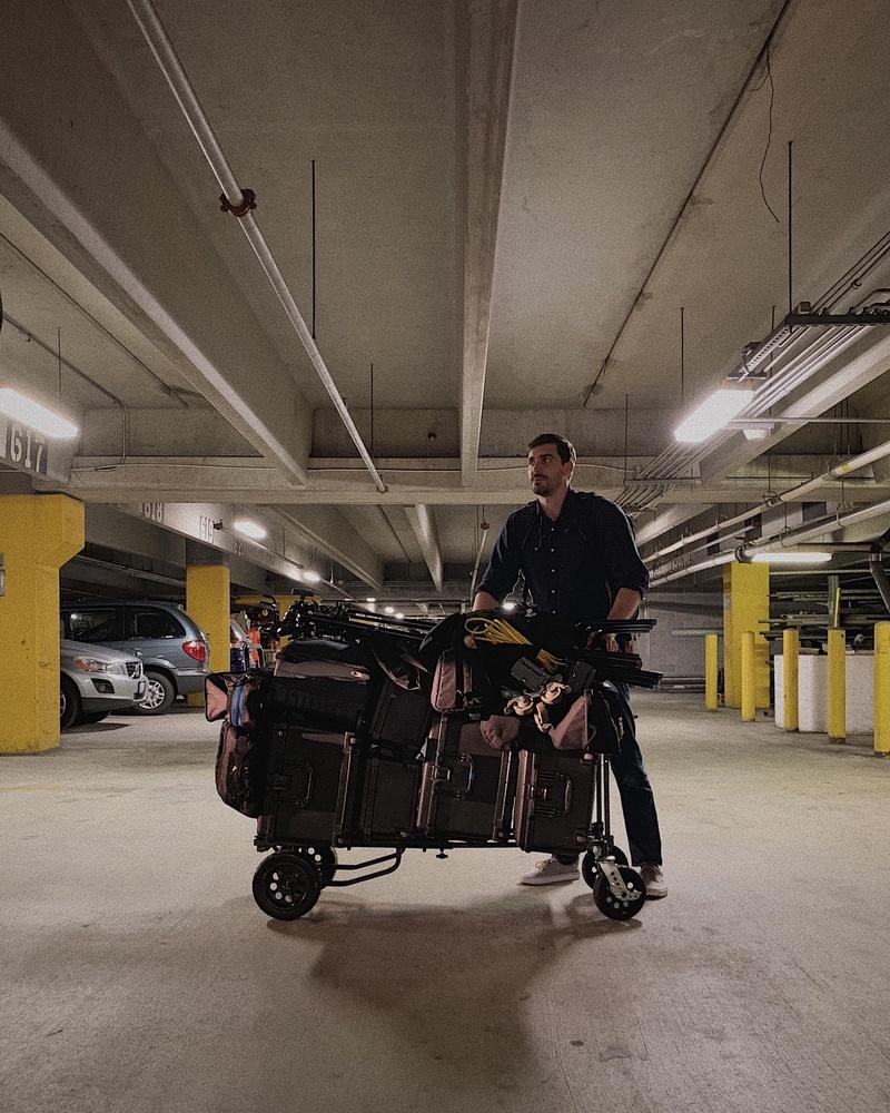 Cart Life BTS by Julien Jarry