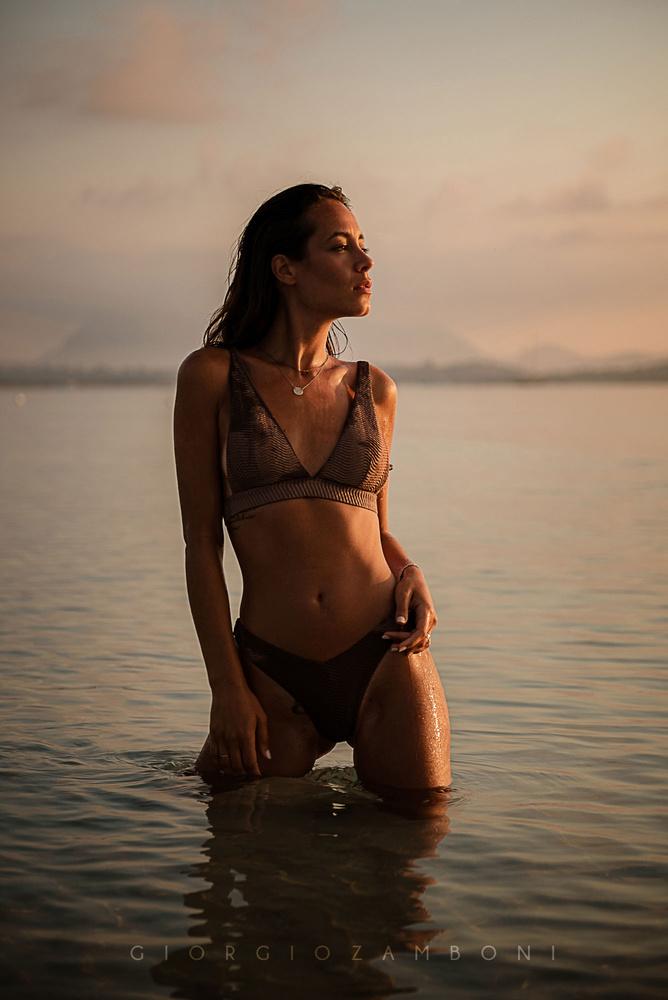 Beauty at First light by Giorgio Zamboni