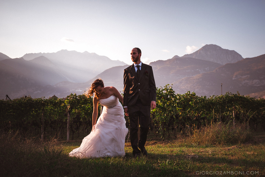 Wedding in paradise by Giorgio Zamboni