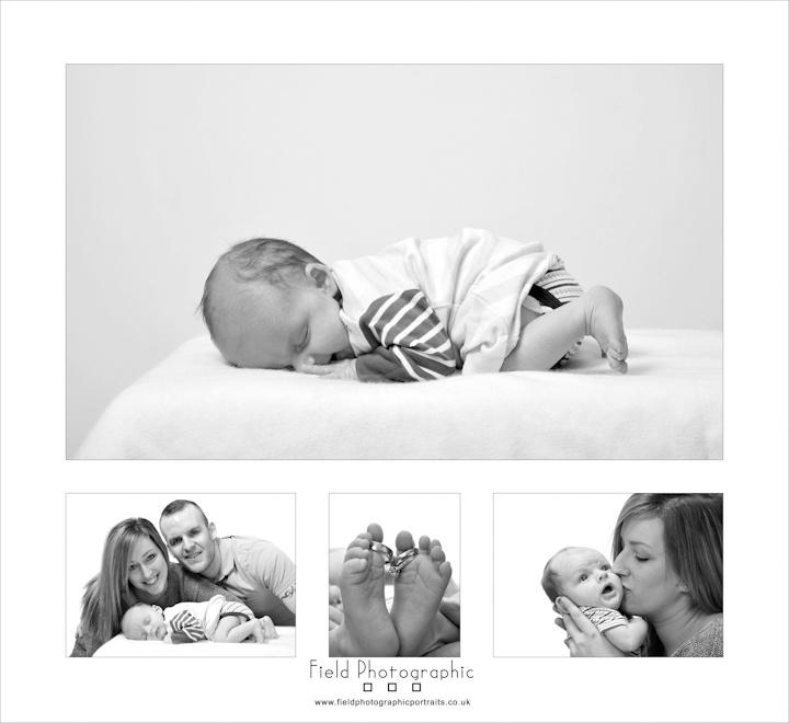Baby Shoot by Mervyn Spencer