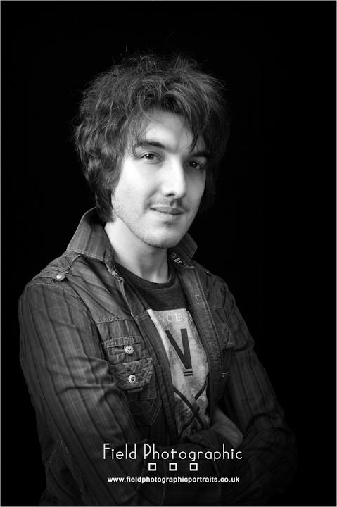 Male Photo Shoot by Mervyn Spencer