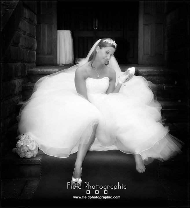 Bride by Mervyn Spencer