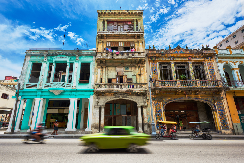 Havana Street by Greg Larson