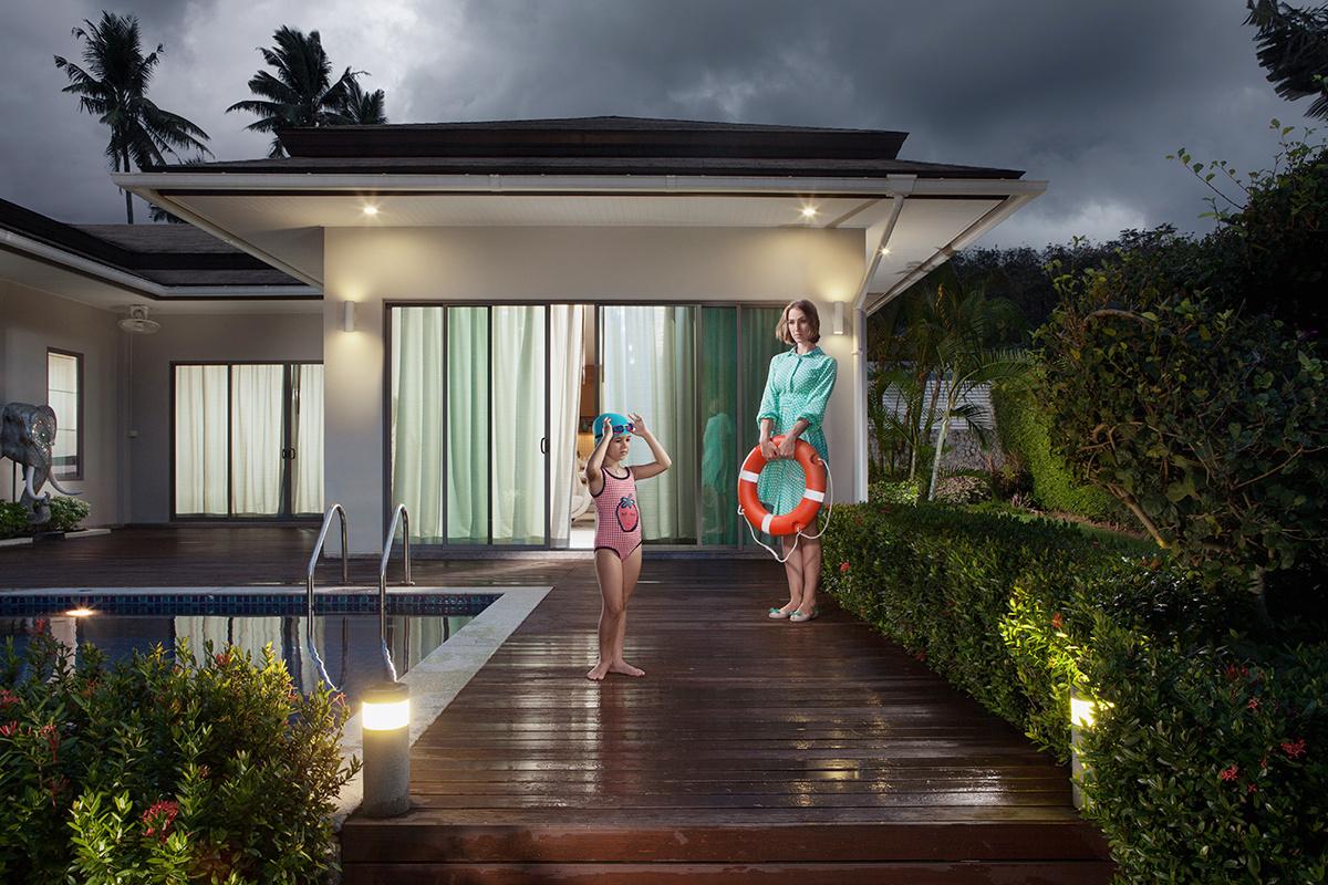 go for swim by Phuket Photographer