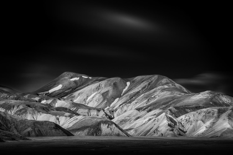 Landmannalaugar II by Dennis Berggren