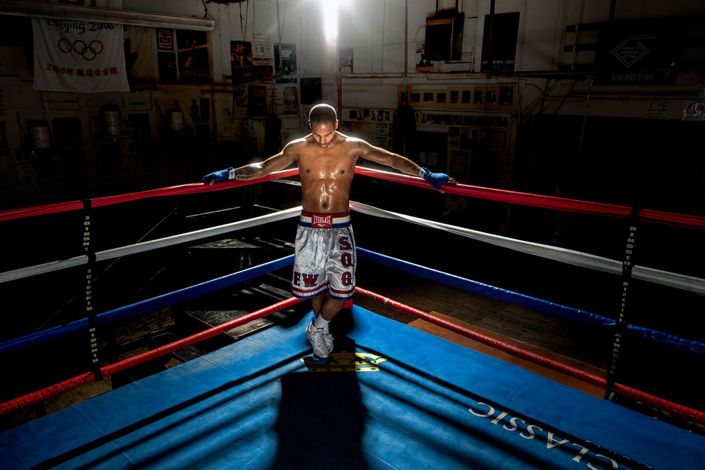 Andre Ward by Alexis Cuarezma
