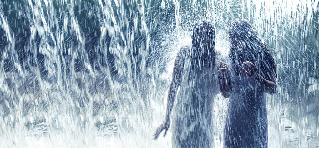 Waterfall by Tim Skipper