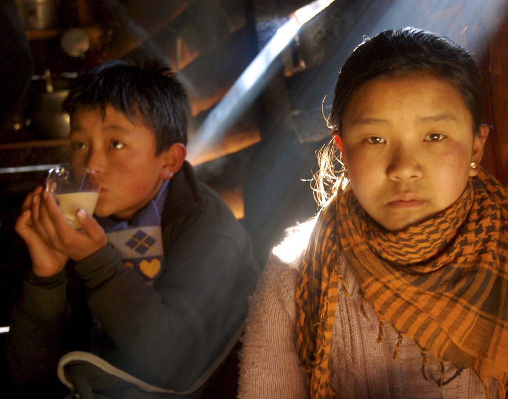 Children of the Light by Damian Christopher