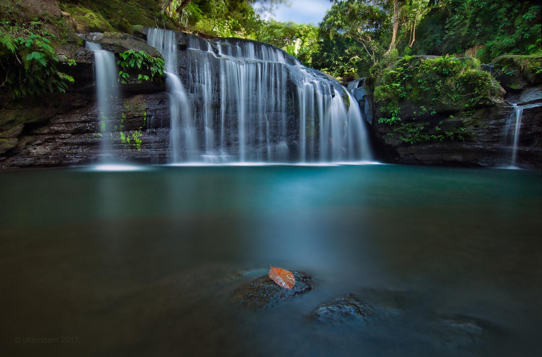 Balite Waterfalls by ulysses dimdam
