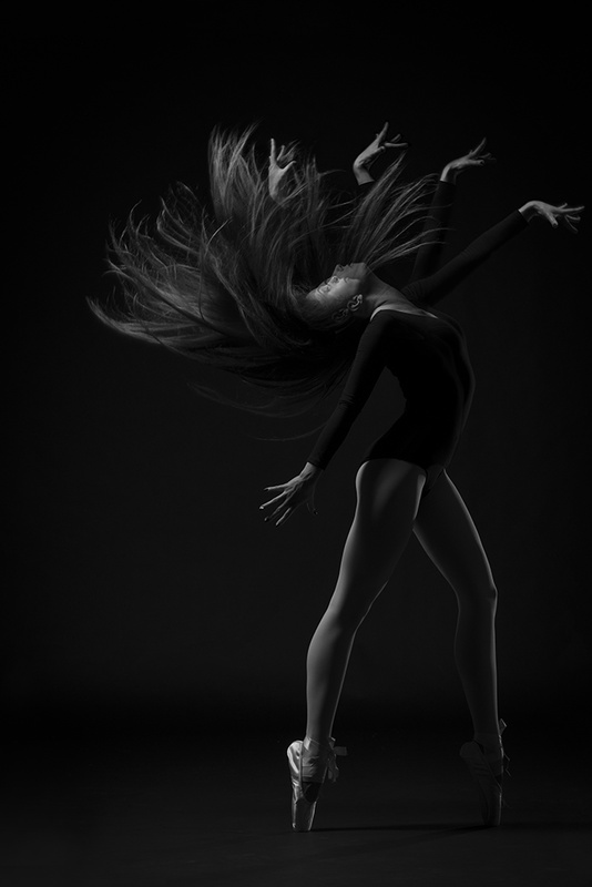 Professional in Motion by Andor Keves