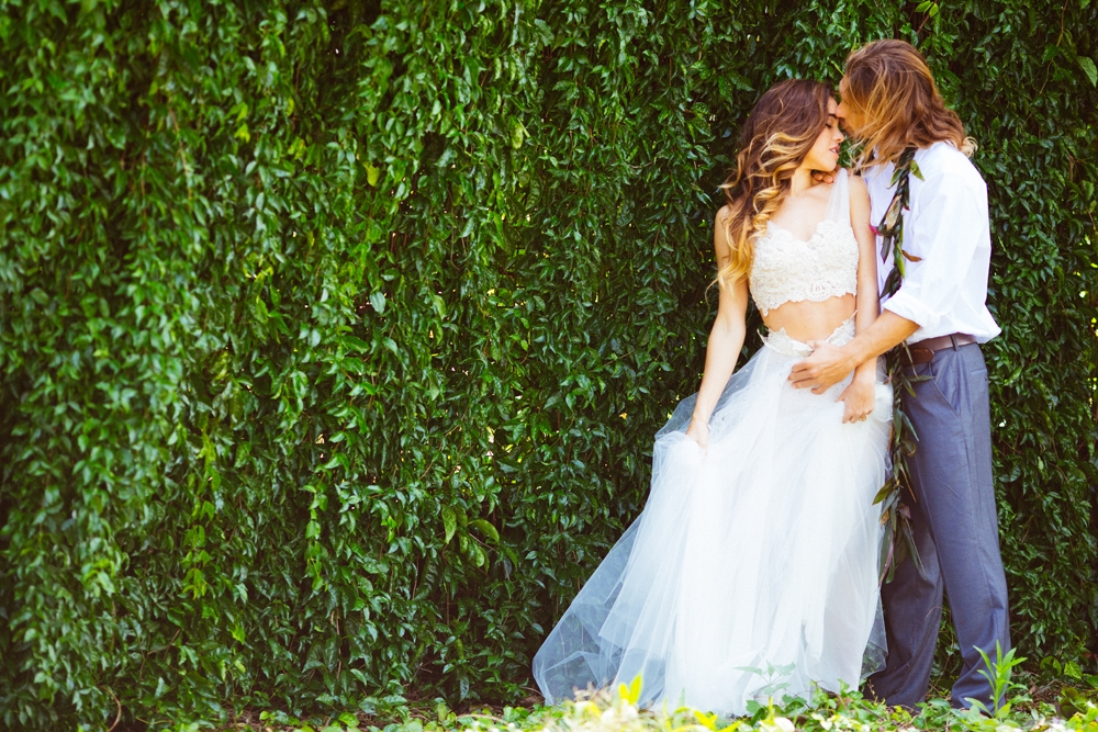 Wedding Editorial by Chris J. Evans