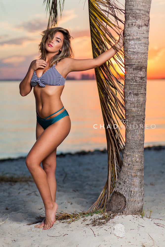 Maddie - Miami Swimsuit by Chad Andreo