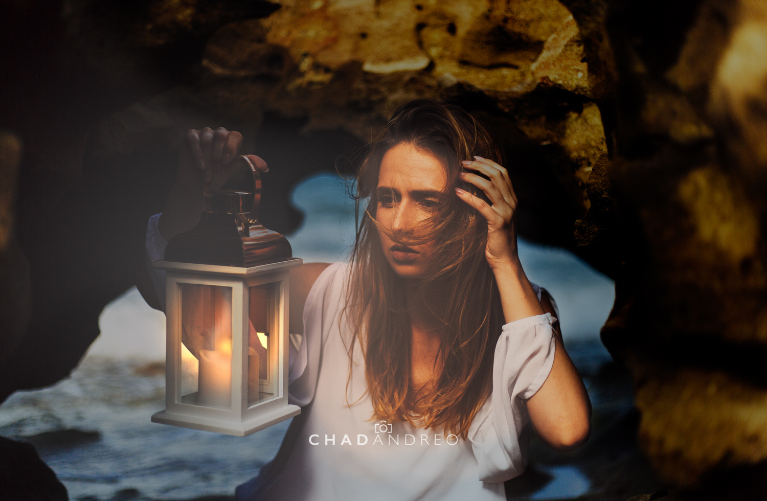 Julie K - Exploring by Chad Andreo