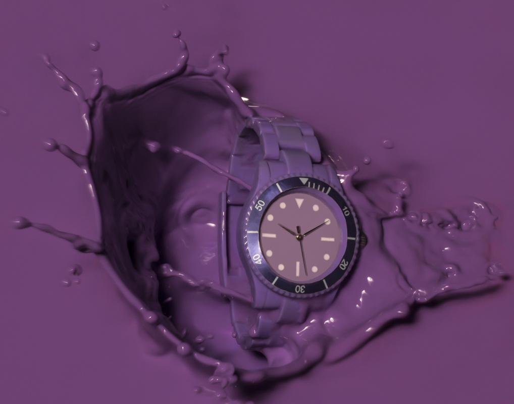 Purple by Ewan Paton