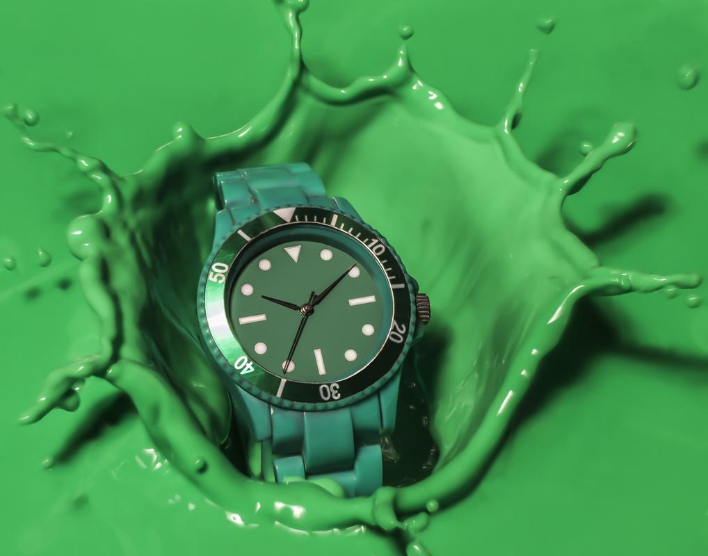 Green by Ewan Paton
