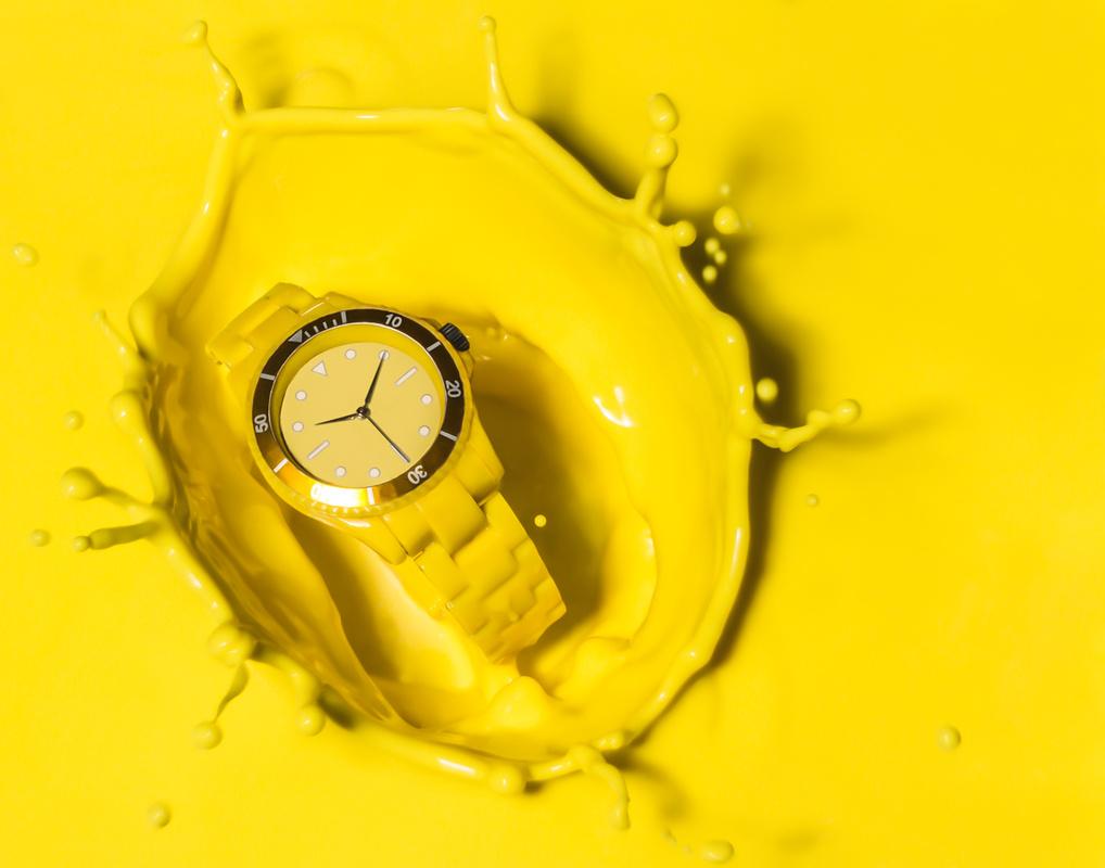 Yellow by Ewan Paton