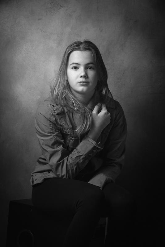 Portrait#01 by Karol Zeiko