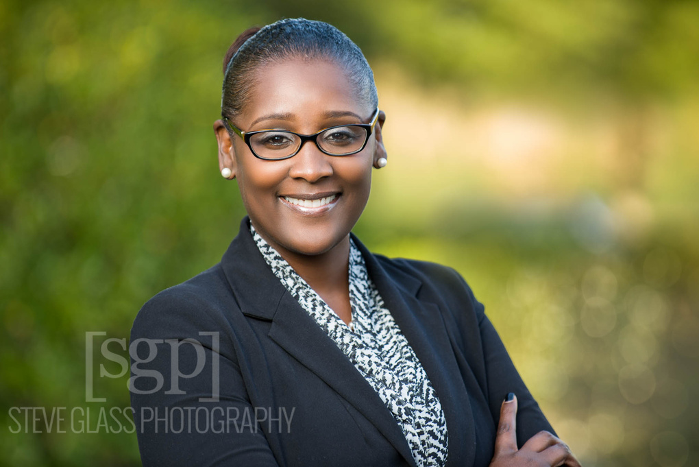 Business Headshot - outdoor by Stephen Glass