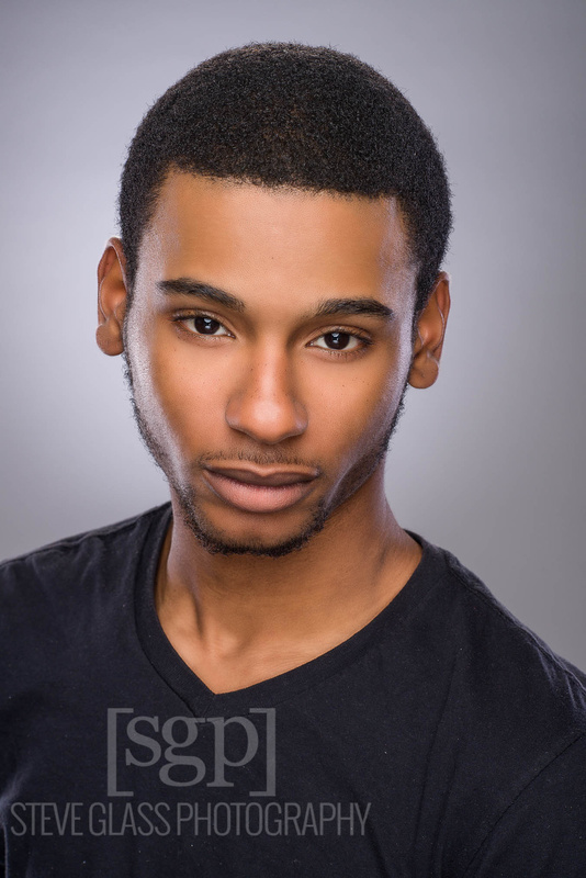 Actor Trey Means by Stephen Glass