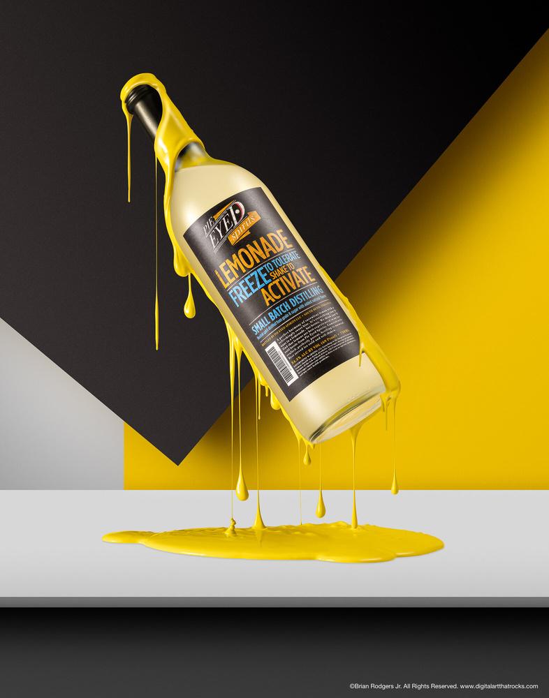 Lemon Drip (Pie Eyed Spirits Lemonade) by Brian Rodgers Jr.