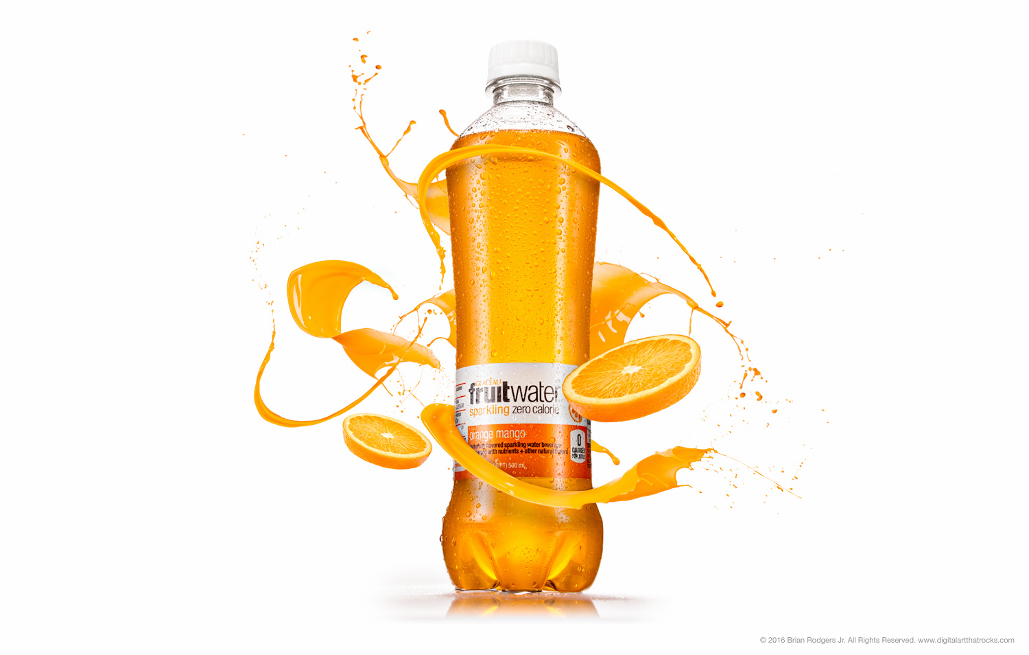 Refreshingly Orange by Brian Rodgers Jr.