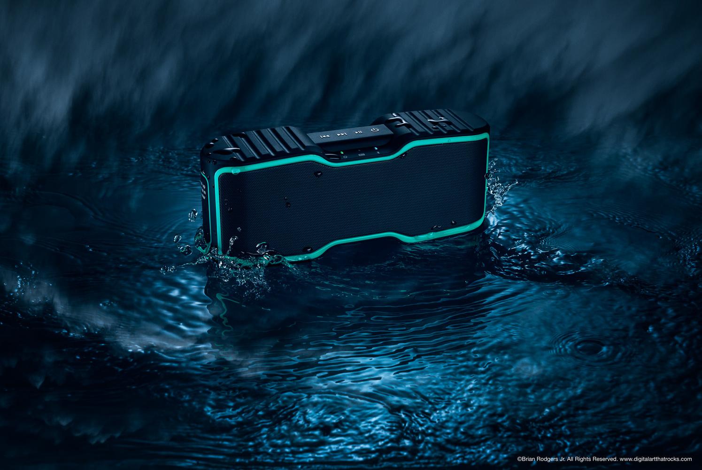 Hurricane Speaker by Brian Rodgers Jr.