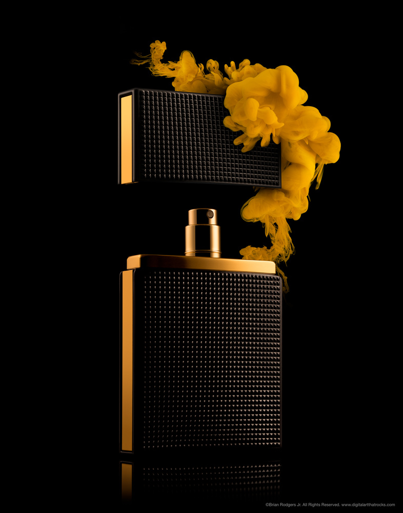 Perfume with Splash by Brian Rodgers Jr.