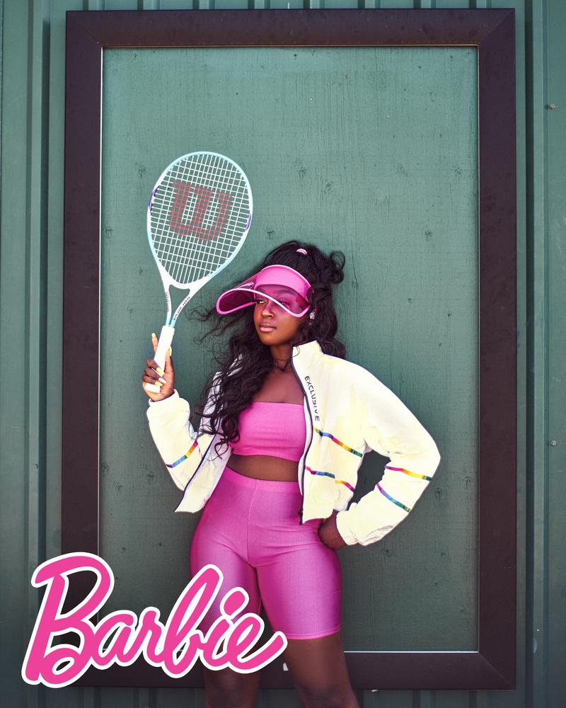Barbie by EMMANUEL BOAKYE-Appiah