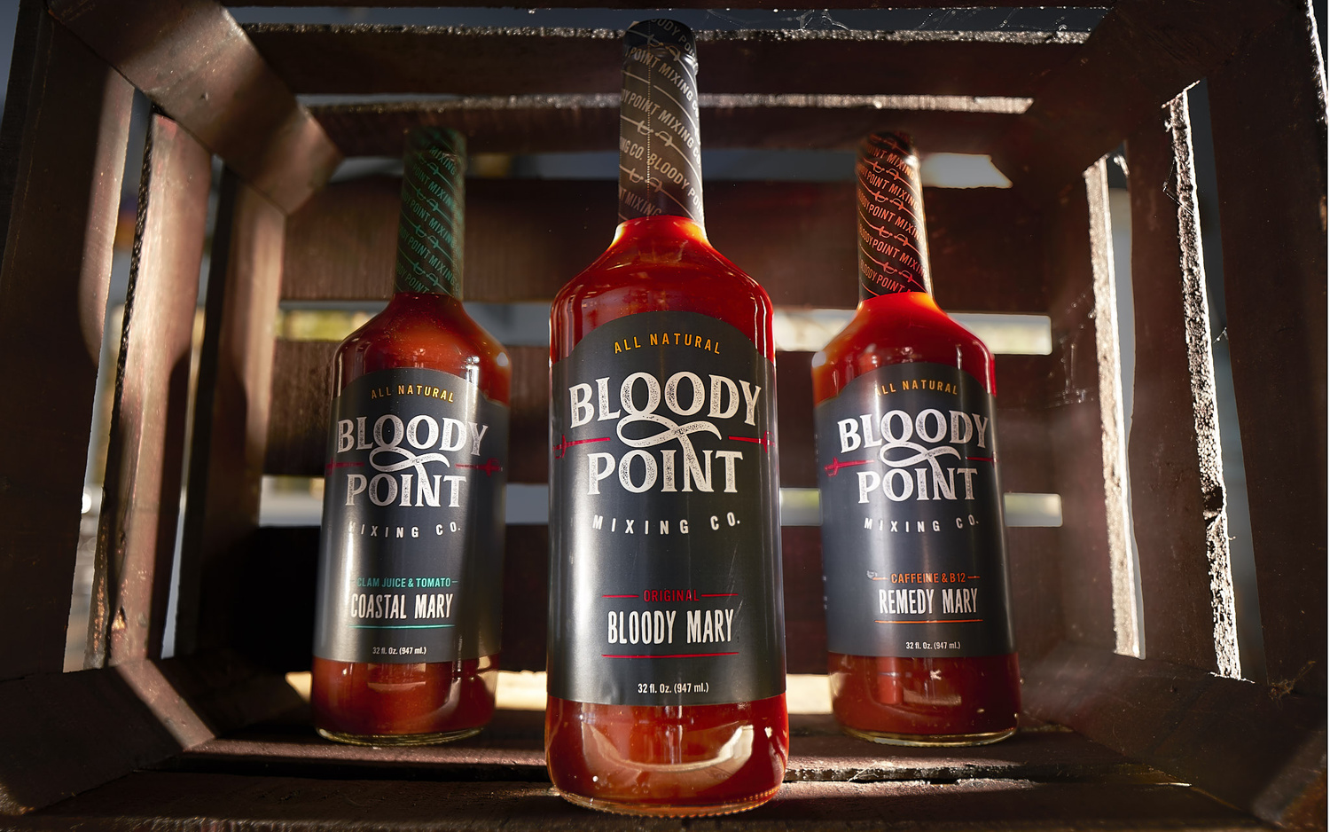 Editorial Photography featuring Bloody Point by Kim Smith