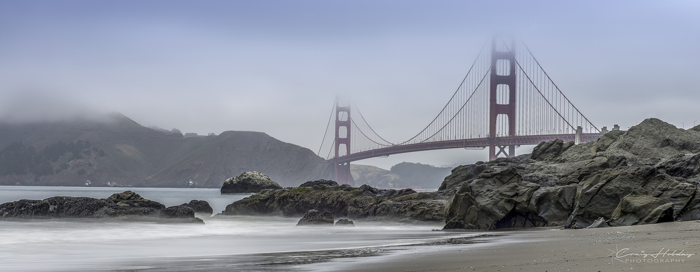 Foggy Morning by Craig Hobday