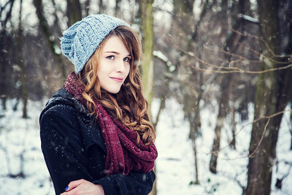 Winter by Tamara Würzburger