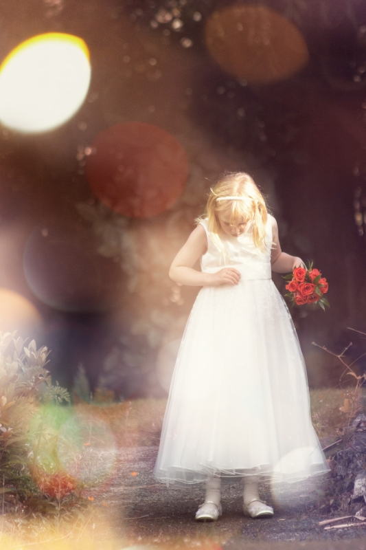 Flower Girl  by Daniel Grindrod