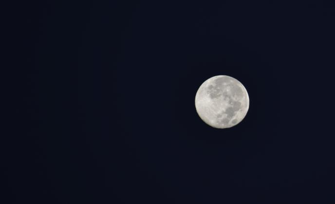 Super Moon by Stanton Perry