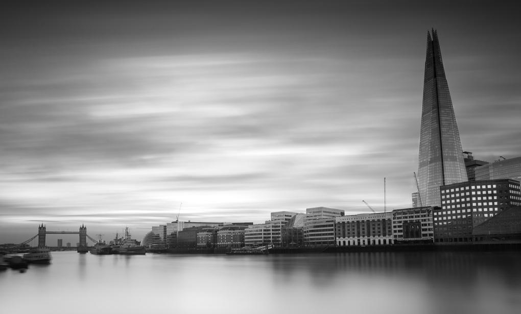 Tower Sunrise by Tony Sellen