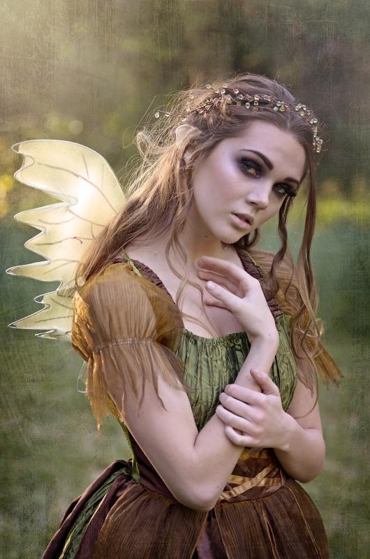 Woodland Fairy by dana klein