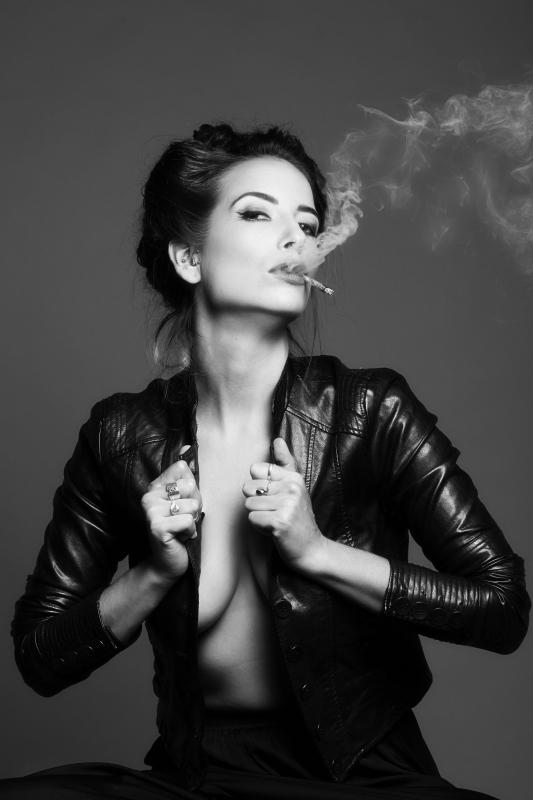 smokin' by Tal flint