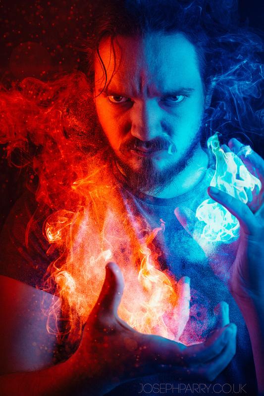 Anger Magic by Joseph Parry
