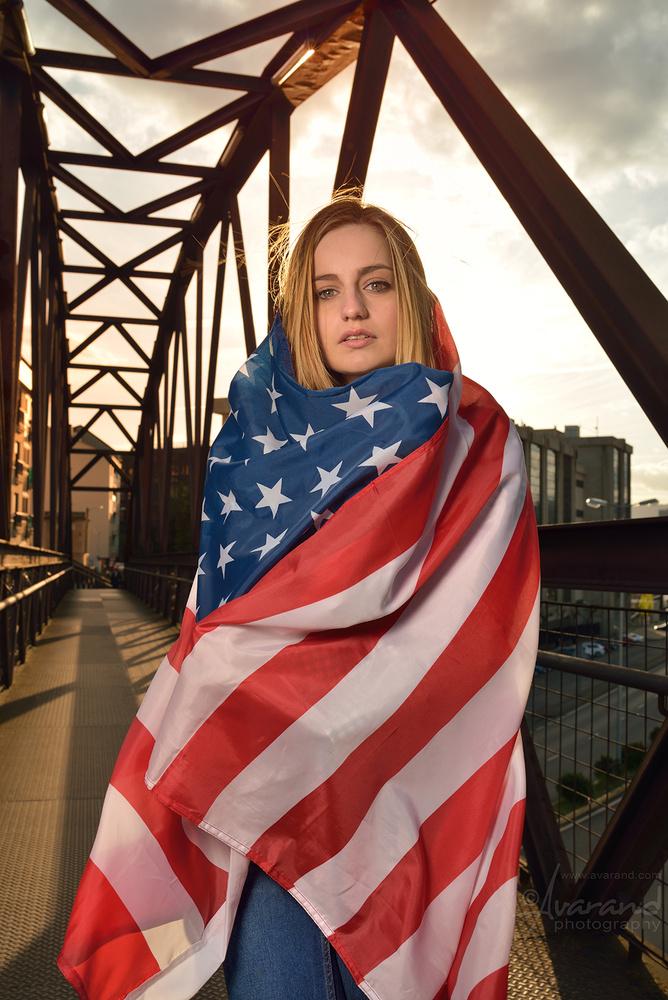 American Style by Angel M. Varandela