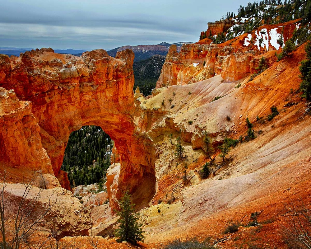 Bryce Arch by M Russell