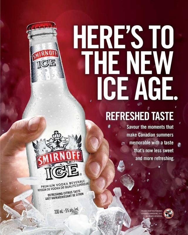 Smirnoff Ice Ad by Craig Staples