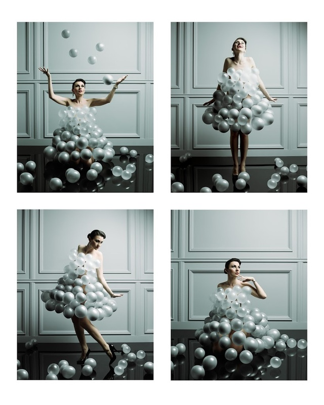 Balloon Dress by Craig Staples