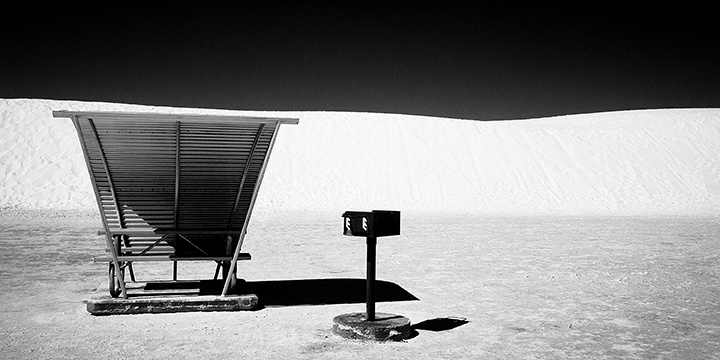 White Sands picnic area by Craig Staples